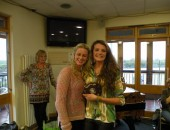 Evie Bereton: U19 Club Player of the Year 2012