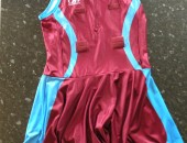 Senior Match Dress
