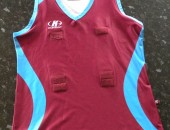 Senior Match Top