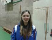 Danielle Coxey 'B' Award Umpire