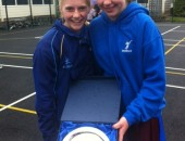 Players Honoured at County Netball Presentation