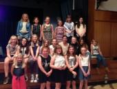 Junior Presentation Night 2013