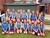 U10s at Chester Tournament 2013