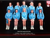 Wirral Grammar U14 National Schools Finalists