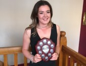 Most Improved Player 2017- Emily Wykes